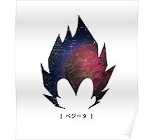 Planet Vegeta Poster