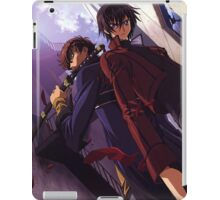 Code geass iPad Case/Skin