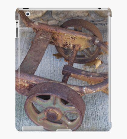 Railroad Dolly iPad Case/Skin