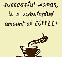 Women + Coffee = Success by Lisa Briggs
