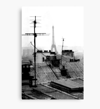 eiffel towers...... Canvas Print
