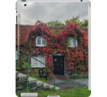 Autumn Cottage iPad Case/Skin