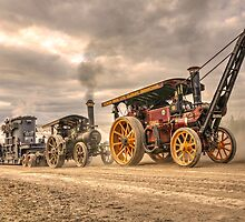 Traction Power  by Rob Hawkins