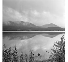 Loch Morlich reflections Photographic Print