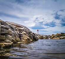 Peggys Cove by Curtox