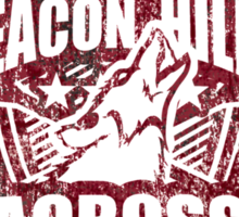 Beacon Hills Teen Wolf Sticker