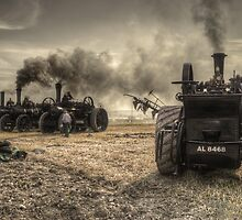 Steaming Giants  by Rob Hawkins