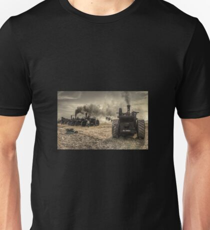 Steaming Giants  Unisex T-Shirt