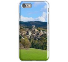 San Casciano dei Bagni, Tuscany, Italy iPhone Case/Skin