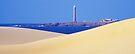 Gabo Island Lighthouse by Travis Easton
