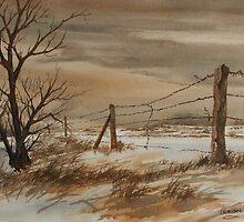 North Wind by Lynne Wright