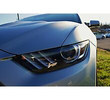 2015 Ford Mustang GT 50th Anniversary Edition Photographic Print