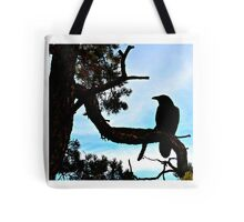 Birds On Grand Canyon's South Rim Tote Bag