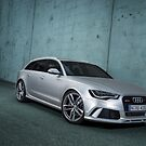 Audi RS6 Avant by Jan Glovac Photography