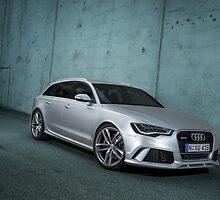 Audi RS6 Avant by Jan Glovac Photography