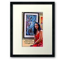 Mornington Peninsula Rotary Art Show 2008 Framed Print