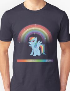 20% cooler - with text T-Shirt