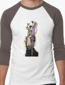 September Girl Men's Baseball ¾ T-Shirt