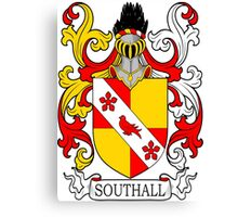 Southall Coat of Arms Canvas Print