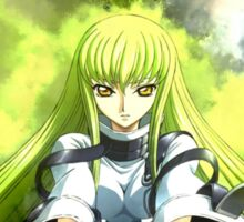code geass Sticker