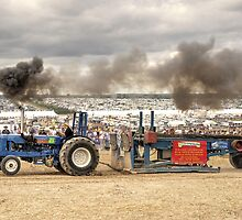 Tractor Pull  by Rob Hawkins