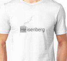 Heisenberg Colourless Unisex T-Shirt