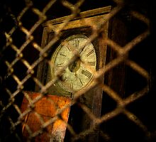 They Locked up Time by Alison Lyons