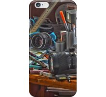 Tumultuous Table iPhone Case/Skin