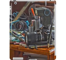 Tumultuous Table iPad Case/Skin
