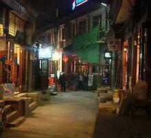 Hutongs - Beijing by mistarusson