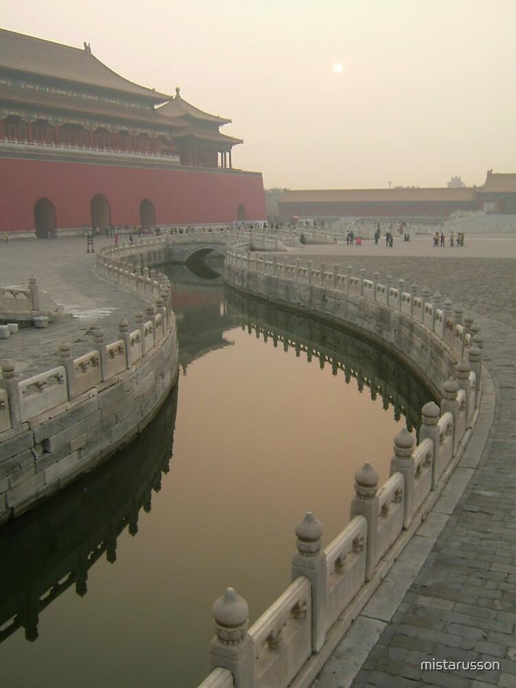 Forbidden City - Beijing by mistarusson