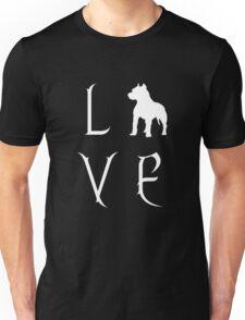Love Your Pit Bull? Unisex T-Shirt