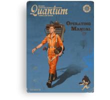 Quantum Tunnelling Device Canvas Print