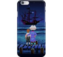 Guybrush & Stan (Monkey Island) iPhone Case/Skin