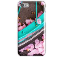 Petal and Pedal iPhone Case/Skin