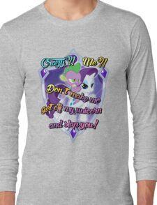 crazy?! Long Sleeve T-Shirt