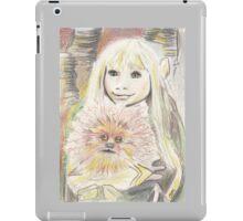 Kira and Fizzgig - The Dark Crystal iPad Case/Skin