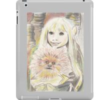 Kira and Fizzgig - The Dark Crystal iPad Case/Skin