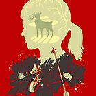 The Last of Us: Ellie by carbatine
