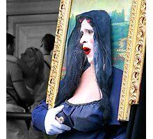 Mona geezer Photographic Print