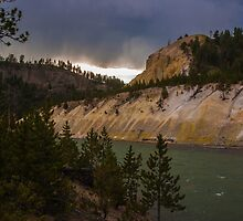 Yellowstone River  by cameraperson