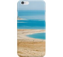 Israel, Dead Sea landscape iPhone Case/Skin