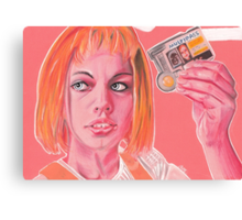 Multipass - The Fifth Element Canvas Print