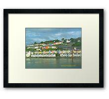 Cork Harbour Framed Print