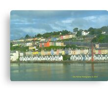 Cork Harbour Canvas Print