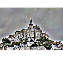 Mont St Michel, France Photographic Print