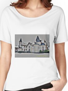 Chateau Women's Relaxed Fit T-Shirt