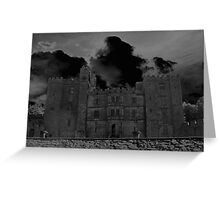 Chillingham Castle Greeting Card