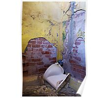Porcelain Wall Poster