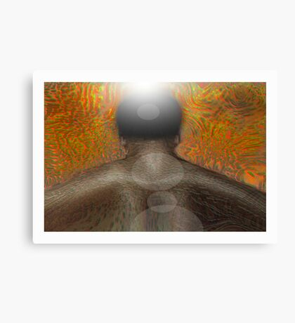 Pure Muscle Canvas Print